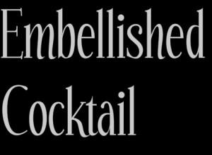 EmbelishedCocktail